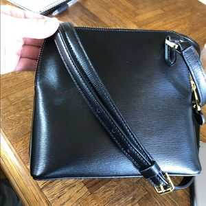 1dfa67526b Lauren Ralph Lauren Bags - NWT RARE Newbury Bailey black leather purse